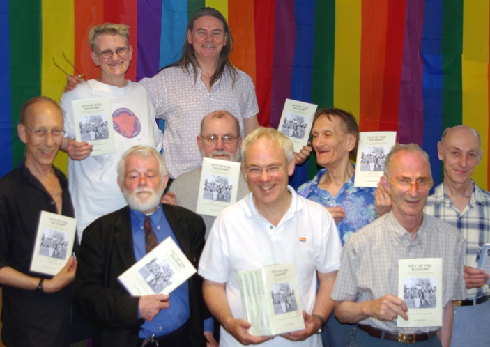 CHE members at the book launch